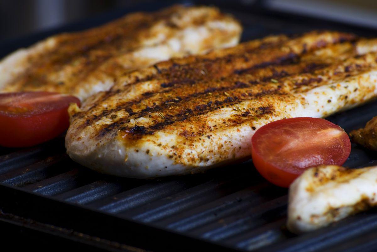 Essen Fast Food auf HCG-Diät