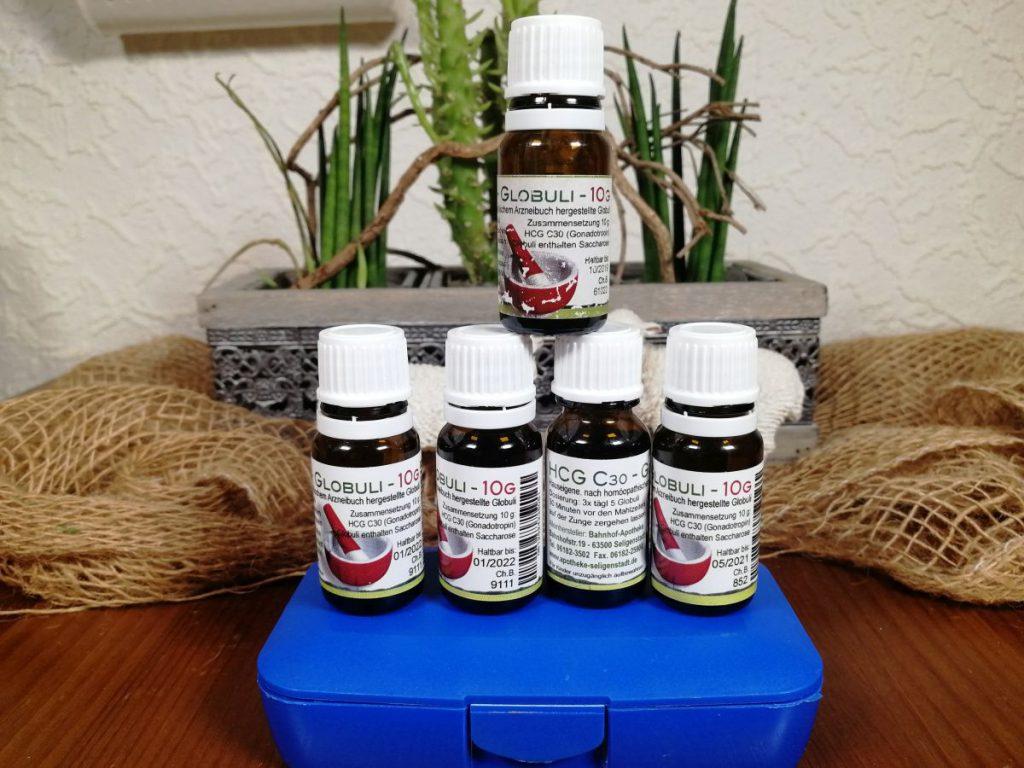 Hcg Hormon für Gewichtsverlust Nebenwirkungen