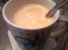 Kaffee am Morgen ist durch (fast) nichts zu ersetzen :)